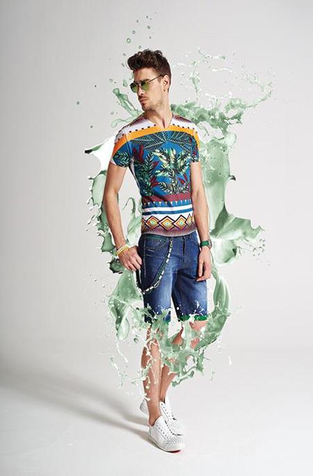 مدل لباس مردانه اسپرت برند Modacrise