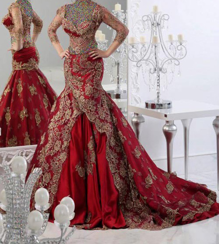 شیک ترین مدل لباس نامزدی ۲۰۱۶