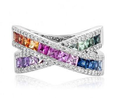 گالری انگشترهای جواهر effy jewelry