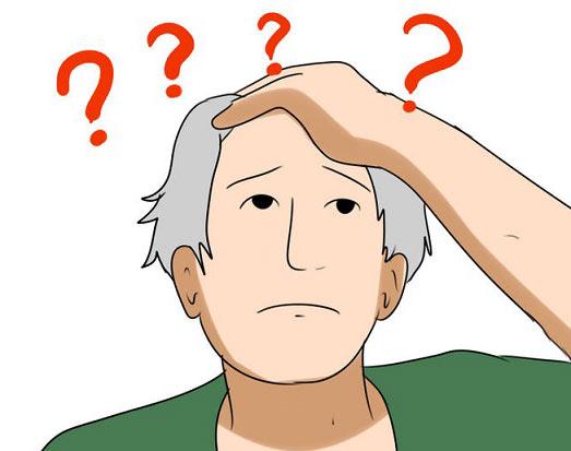 اولین نشانه آلزایمر