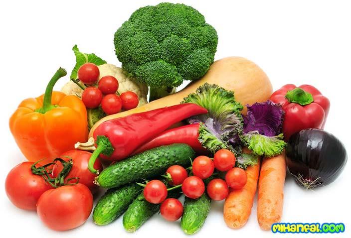 خوراکی های مفید برای جلوگیری از بزرگ شدن پروستات