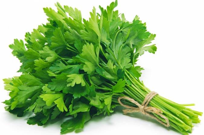 این سبزی سلامتی شما را تضمین می کند!