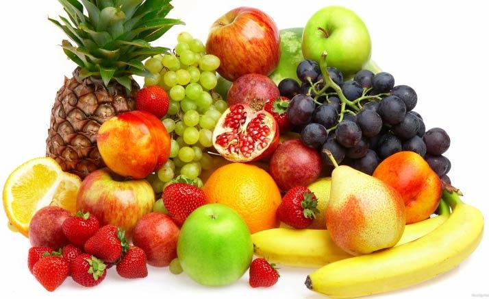 آشنایی با میوه های انرژی زا