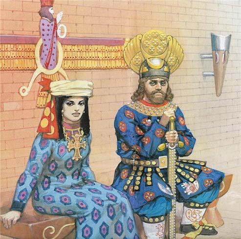 شاهنامه خوانی: داستان پنجاه و دوم، داستان خسرو پرویز و شیرین