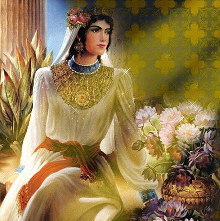 شاهنامه خوانی: داستان پنجاه و ششم، پادشاهی پوران دخت و آزرم دخت و فرخ زاد