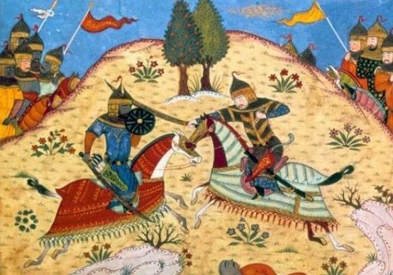 شاهنامه خوانی: ملحقات اول، داستان جمشید (قسمت اول)
