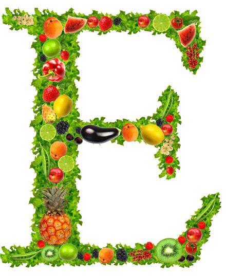 نقش ویتامین E در سلامتی