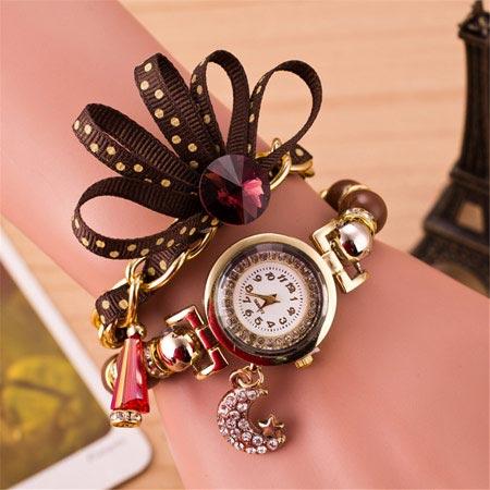 مدل های جدید و زیبای ساعت دخترانه