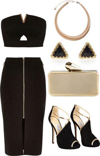 ست لباس های ساده و زیبا برای خانم های شیک پوش