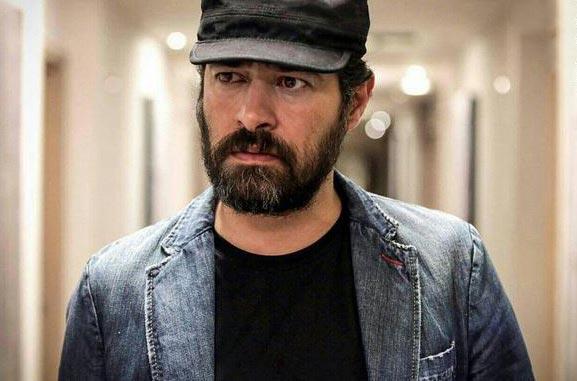 گریم جدید شهاب حسینی + عکس