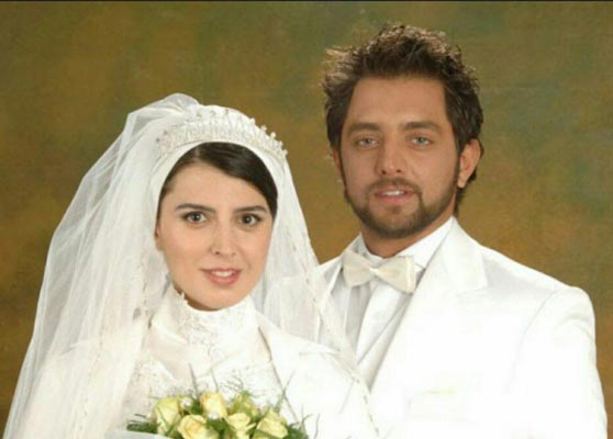 بهرام رادان و لیلا حاتمی در فیلم سنتوری ۲