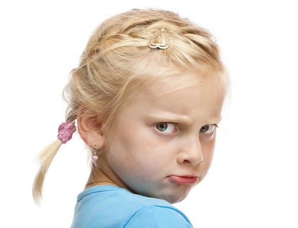 هفت روش برای درمان لجبازی کودکان