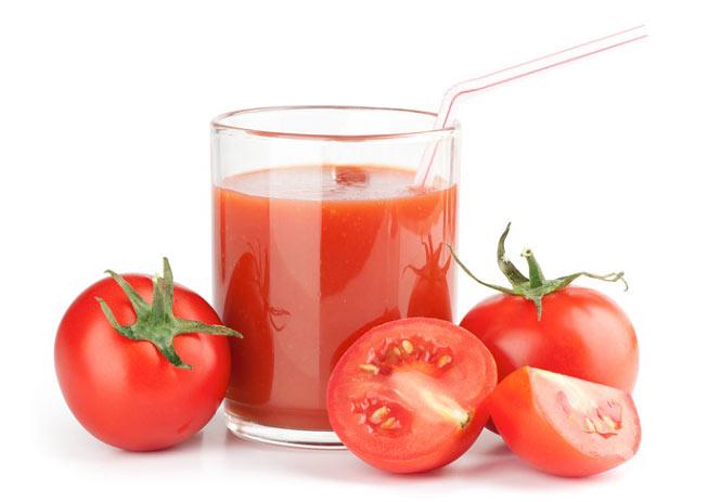 معجزه آب گوجه فرنگی