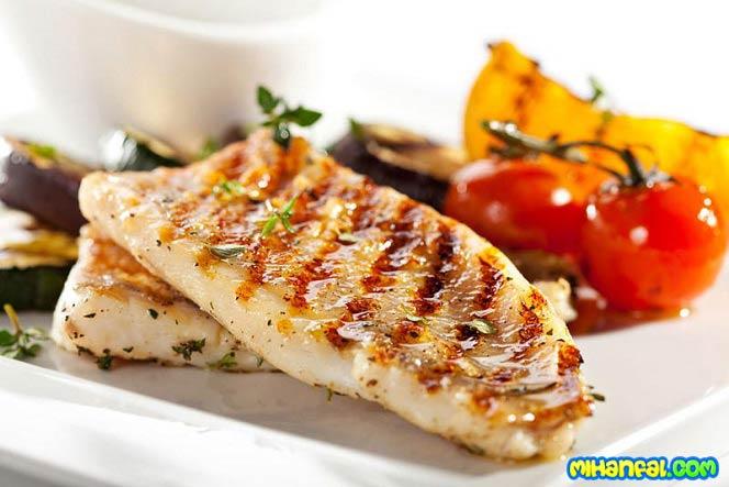 آیا سرخ کردن ماهی امگا 3 آن را از بین می برد؟!
