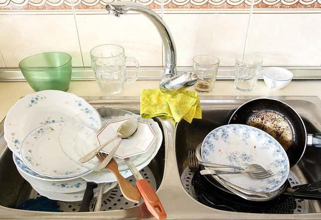 چگونه منزل به هم ریخته را برای مهمان ناخوانده آماده کنیم؟