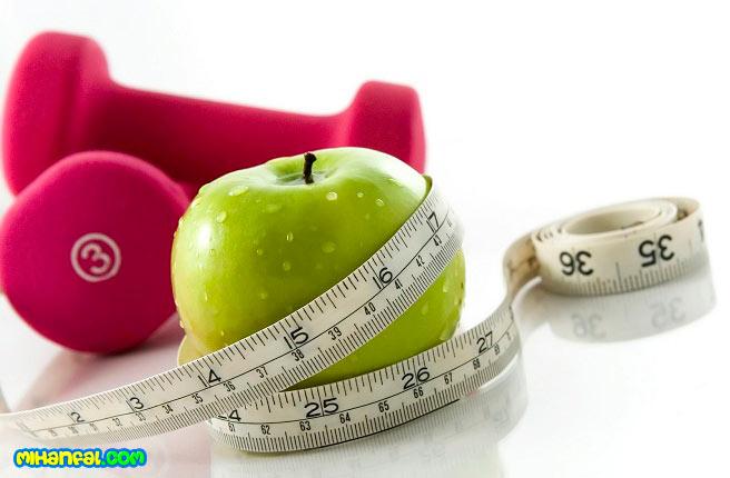 خوراکی های کم کالری برای کاهش وزن