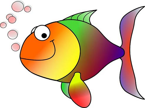 قصه کودکانه ماهی رنگین کمان و دوستانش