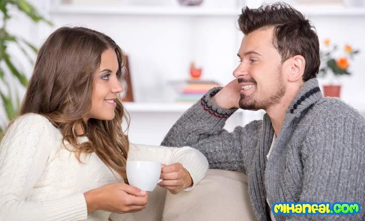 چند قانون برای ایجاد ارتباط عاشقانه با همسر