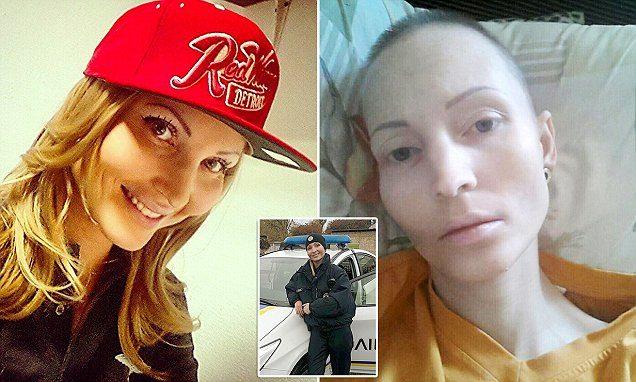 زیباترین پلیس زن اوکراین کشته شد +عکس