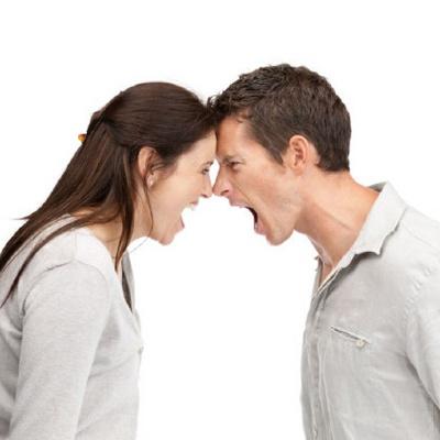 با همسر بد دهن چه باید کرد؟