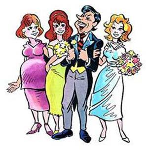 در این کشور مردان موافق چند همسری هستند