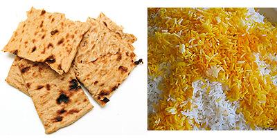 آیا نان و برنج چاق کننده هستند؟