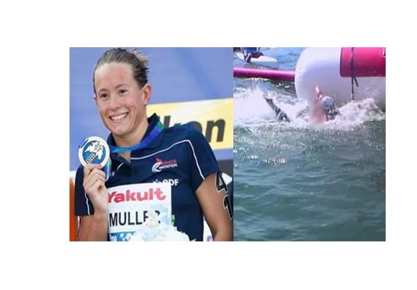 رفتار غیر اخلاقی ورزشکاران در المپیک ریو  2016 + تصاویر