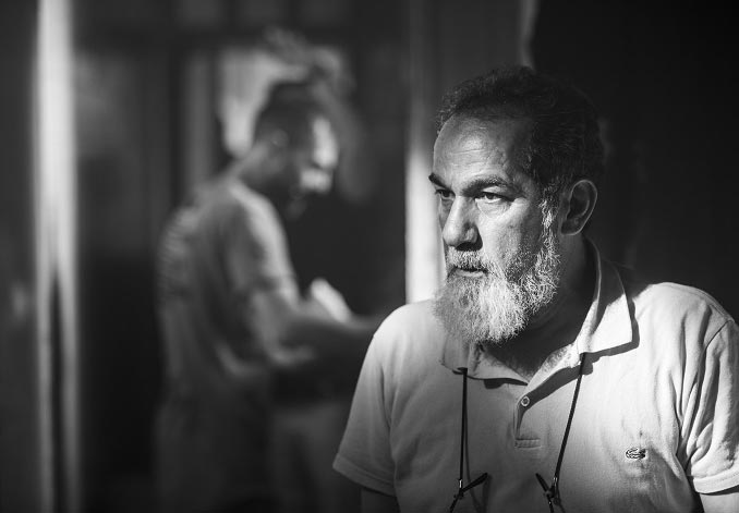 تیپ جالب بازیگران در فیلم گشت ارشاد 2 + تصاویر