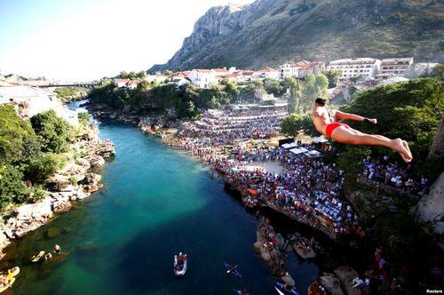 مسابقات شیرجه در بوسنی هرزگوین