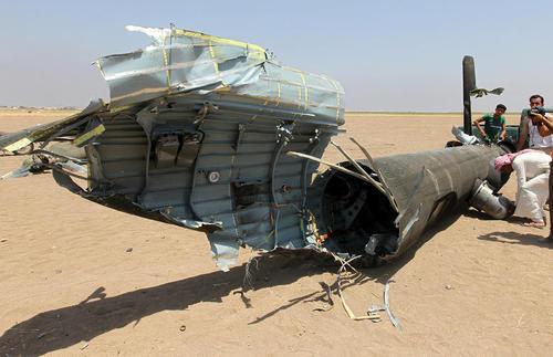 سرنگون کردن هلی کوپتر نظامی روسیه در ادلب سوریه. در این حادثه 5 نیروی روس کشته شدند