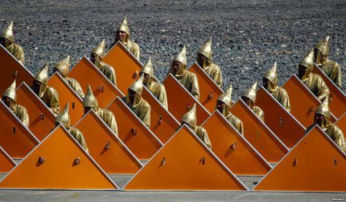 مسابقات بین المللی ارتش های جهان در قراقستان