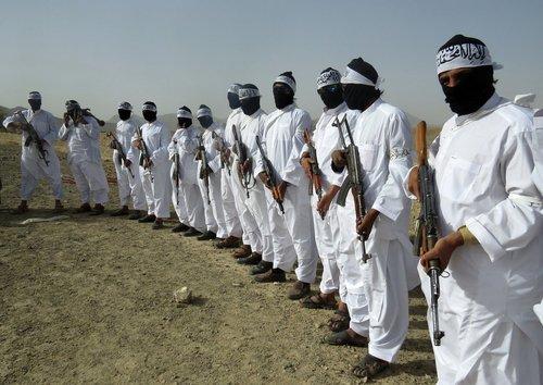 تروریست های انتحاری طالبان- زابل افغانستان