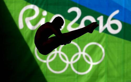 شیرجه زن آلمانی در المپیک ریو