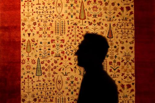 بیست و پنجمین نمایشگاه بین المللی فرش و قالی دستبافت در تهران