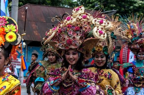 جشن هفتادویکمین سالگرد استقلال اندونزی – سوماترای شمالی