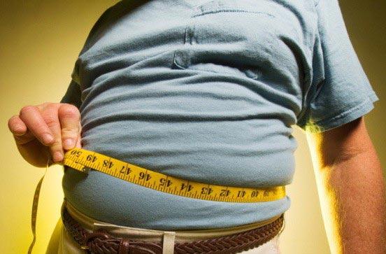 با شکم بزرگمان چه کنیم؟