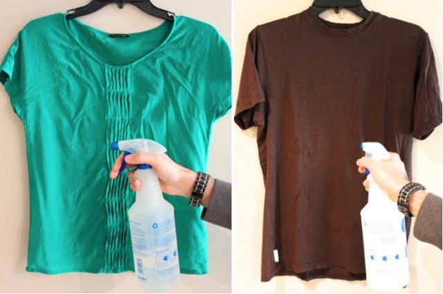 با این روش از چین و چروک لباس ها در سفر خلاص شوید!