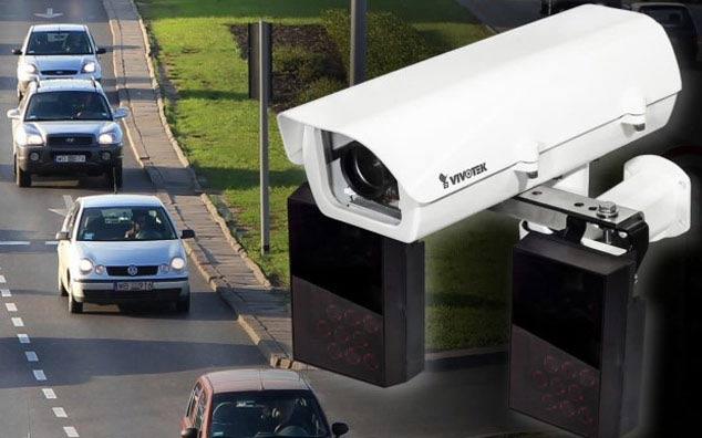 ثبت تخلف جدید توسط دوربین های جاده ای