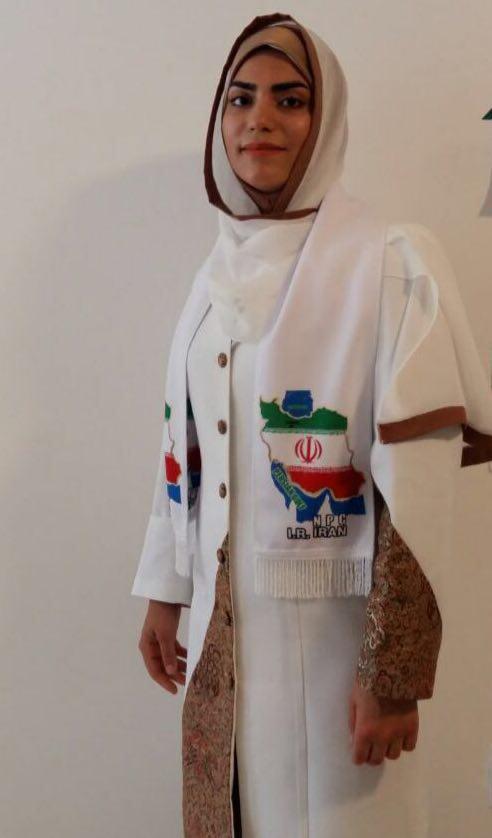 لباس فرم زنان پارالمپیکی ایران + عکس
