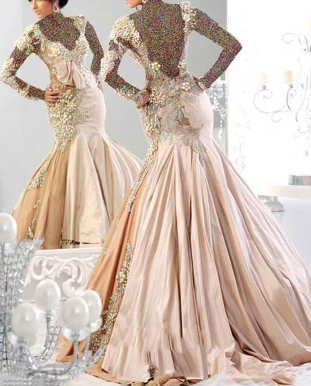 مدل های جدید لباس نامزدی