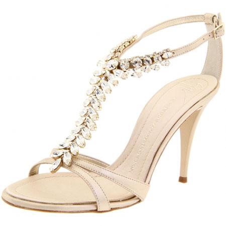 مدل های جدید کفش عروس