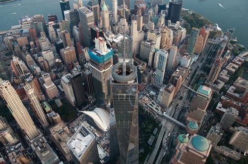 ساختمان جدید جایگزین برج های دوقلوی نیویورک در پانزدهمین سالگرد 11 سپتامبر