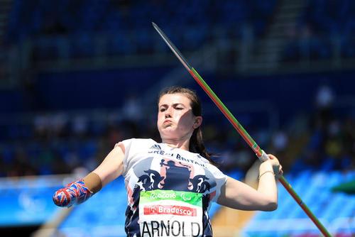 مسابقت پارالمپیک ریو