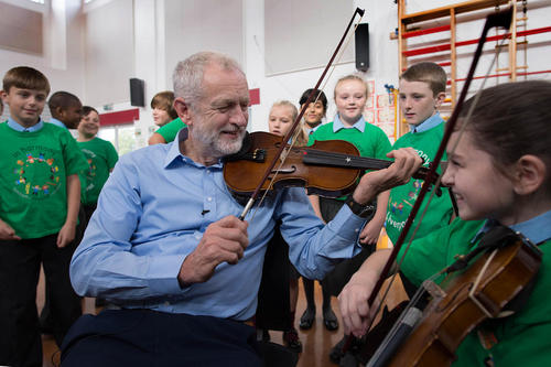 کودک 10 ساله مدرسه ابتدایی در شهر لیورپول انگلیس در جریان بازدید