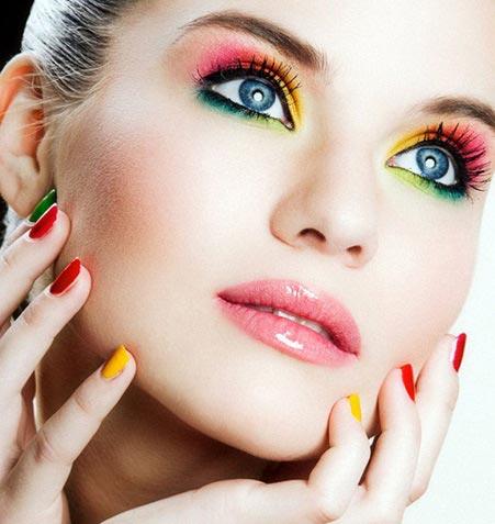 روش های طبیعی برای پاک کردن آرایش صورت