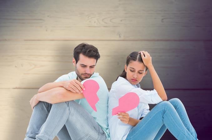این 9 مورد عشقتان را نابود می کند!
