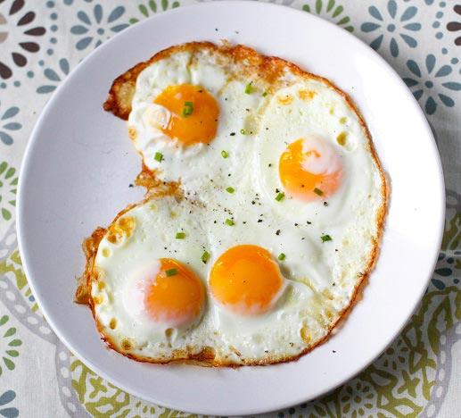 نکاتی مهم در مورد خوردن تخم مرغ
