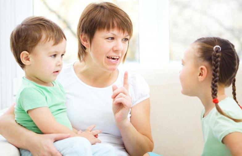 راستگویی را چطور به کودک مان آموزش دهیم؟!