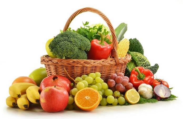 روش نگهداری از میوه و سبزیجات