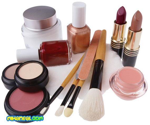 اثرات آرایش بر پوست شما